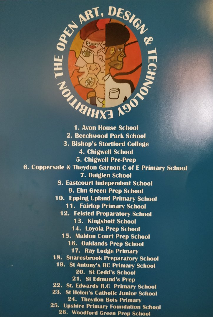 The Roster of Contributing  Schools