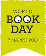 World Book Day 2019 logo
